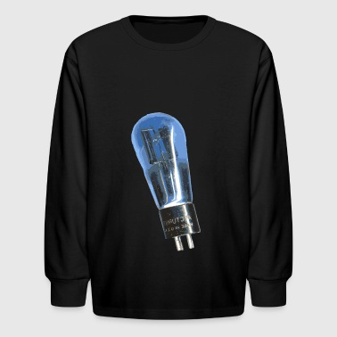 vacuum tube - Kids' Long Sleeve T-Shirt