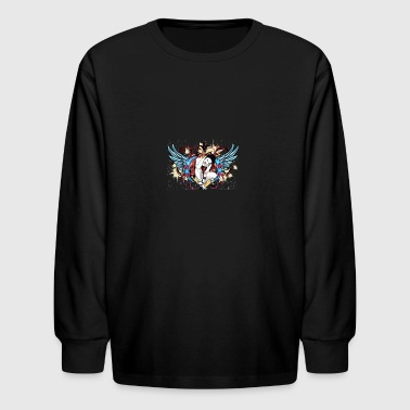 tatoo - Kids' Long Sleeve T-Shirt