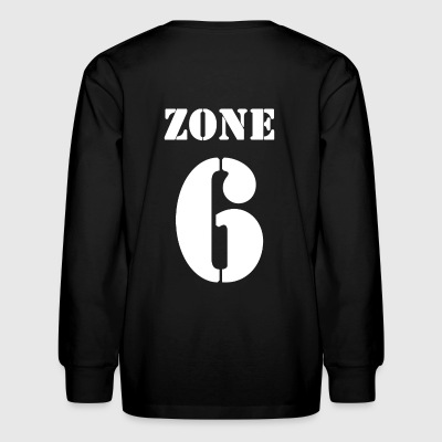 ZONE 6 - Kids' Long Sleeve T-Shirt