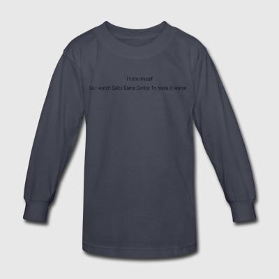 The Truth - Kids' Long Sleeve T-Shirt