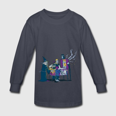 Pinball Wizard - Kids' Long Sleeve T-Shirt