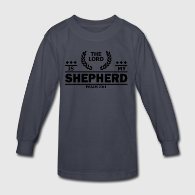 Religious Shirt - Kids' Long Sleeve T-Shirt