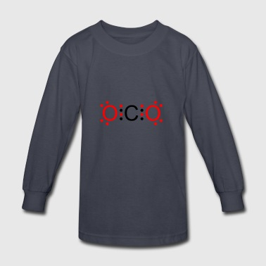 co2 - Kids' Long Sleeve T-Shirt