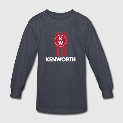 kenworth - Kids' Long Sleeve T-Shirt