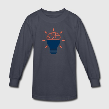 creative icon - Kids' Long Sleeve T-Shirt