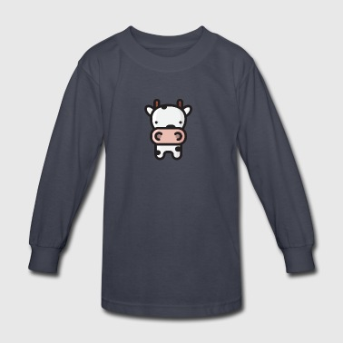 Calfling - Kids' Long Sleeve T-Shirt