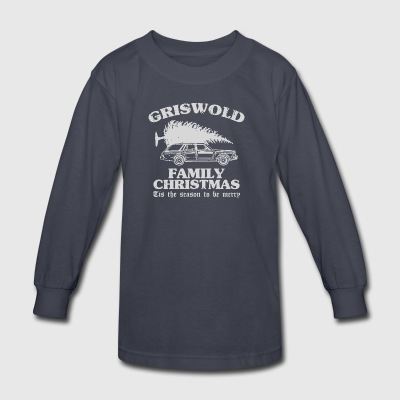 Griswold Family Christmas - Kids' Long Sleeve T-Shirt