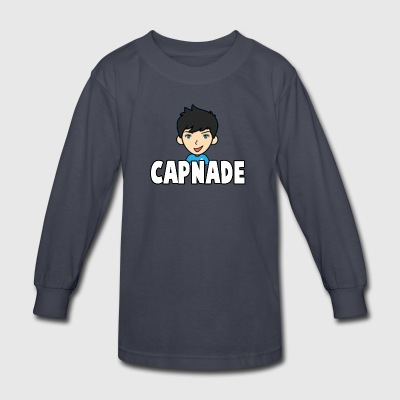 Basic Capnade's Products - Kids' Long Sleeve T-Shirt