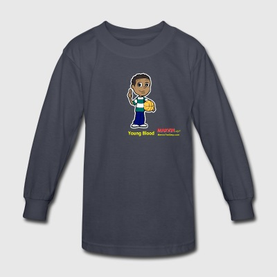 youngblood - Kids' Long Sleeve T-Shirt