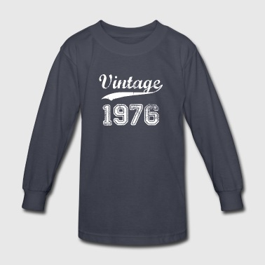1976 - Kids' Long Sleeve T-Shirt