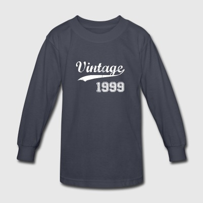 1999 - Kids' Long Sleeve T-Shirt