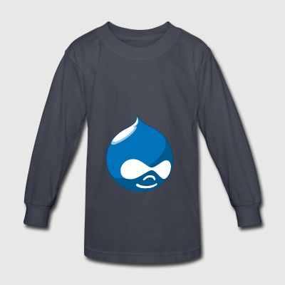 Drupal - Kids' Long Sleeve T-Shirt