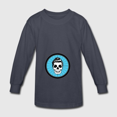 rockabilly - Kids' Long Sleeve T-Shirt