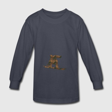 Rust Snowboarding - Kids' Long Sleeve T-Shirt