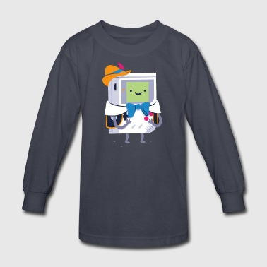 And Someday I'm Going to Be a Real Boy - Kids' Long Sleeve T-Shirt