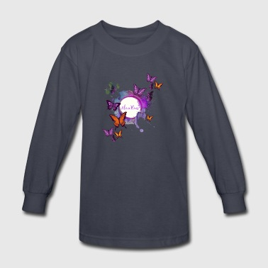 Love Wins - Kids' Long Sleeve T-Shirt