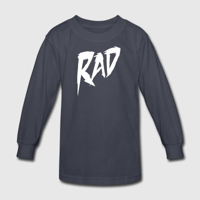 Rad Muscle - Kids' Long Sleeve T-Shirt
