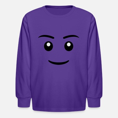 Toy Face - Kids' Longsleeve Shirt