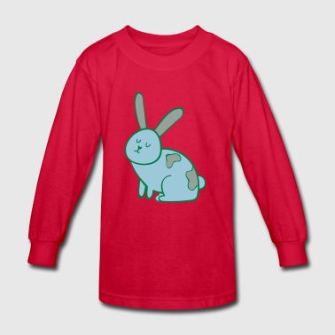 rabbit - Kids' Long Sleeve T-Shirt