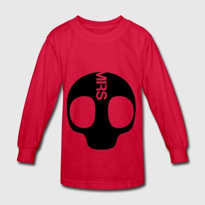 MIRS Original Logo - Kids' Long Sleeve T-Shirt