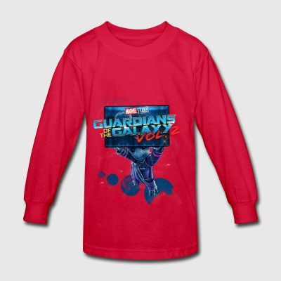 GALAXY GUARDIANS 2 Tshirt - Kids' Long Sleeve T-Shirt
