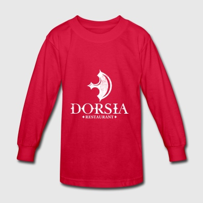 Dorsia Restaurant - Kids' Long Sleeve T-Shirt