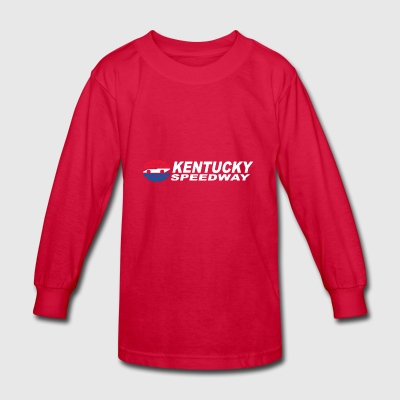 kentucky speedway - Kids' Long Sleeve T-Shirt
