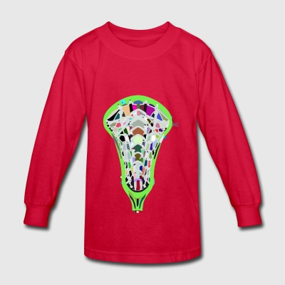 lacrosse - Kids' Long Sleeve T-Shirt
