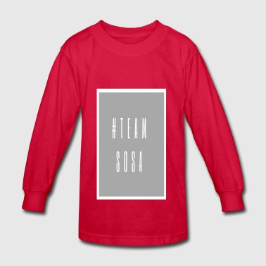 Cali Style - Kids' Long Sleeve T-Shirt