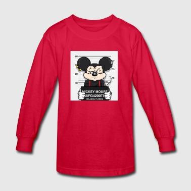 mickey - Kids' Long Sleeve T-Shirt