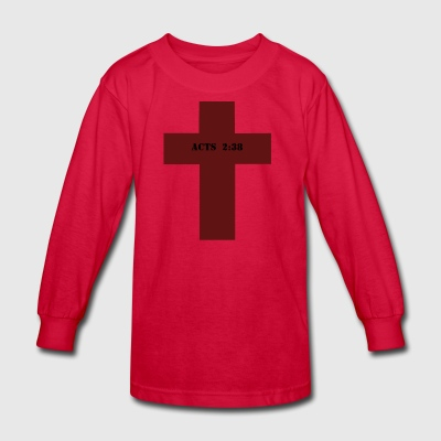 Acts 238 - Kids' Long Sleeve T-Shirt