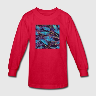 tropical - Kids' Long Sleeve T-Shirt