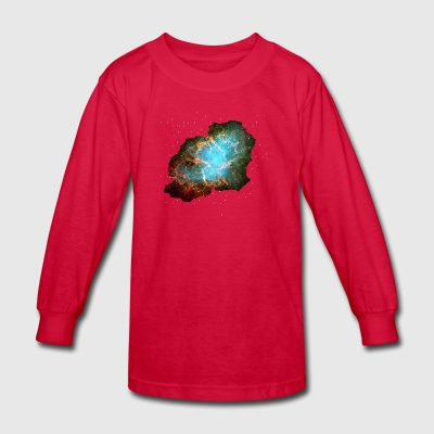 Astral - Kids' Long Sleeve T-Shirt