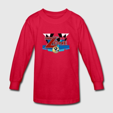 Geometric Design 1 - Kids' Long Sleeve T-Shirt