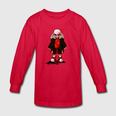 Sans underfell - Kids' Long Sleeve T-Shirt