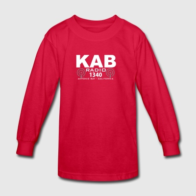 Movie T shirt inspired by the Classic John Carpent - Kids' Long Sleeve T-Shirt
