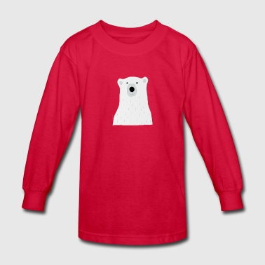 bear - Kids' Long Sleeve T-Shirt