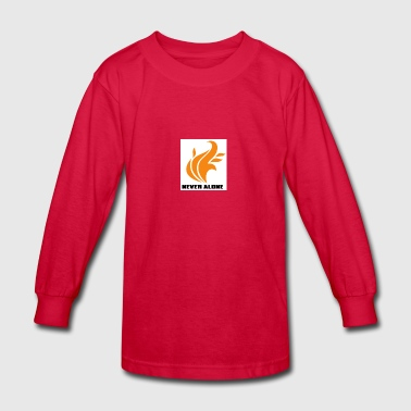 FIRE OHHHHHH - Kids' Long Sleeve T-Shirt