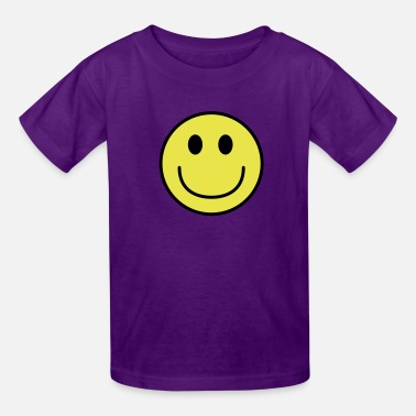 Emojis Smiley face big smile - Kids' T-Shirt