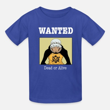 trafalgar law - Kids' T-Shirt