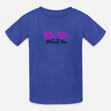 Big Sis Disney Birthday Kids Premium T Shirt