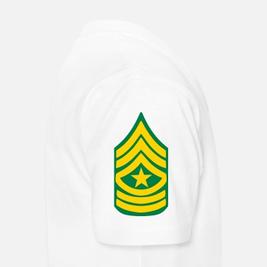 Army Major Rank Insignia Sergeant Major - US - Kids' T-Shirt