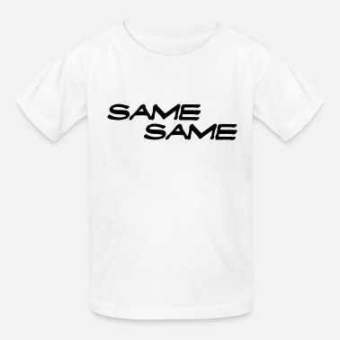 Different The same the same - Kids' T-Shirt