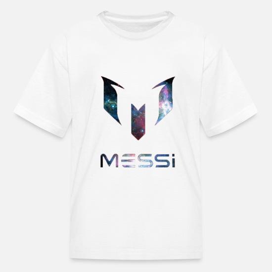 077bd9ef2 Lionel Messi Galaxy Logo Kids' T-Shirt | Spreadshirt
