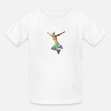 Roller Skating Roller skating girl - Kids' T-Shirt