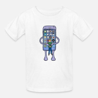 Mobile Phone Mobile phone - Kids' T-Shirt