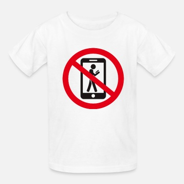 Prohibited the prohibition - Kids' T-Shirt