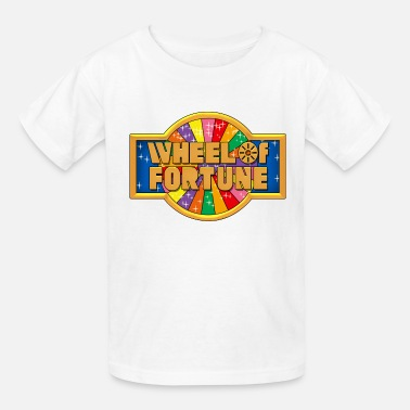 Wheel Wheel Of Fortune - Kids' T-Shirt