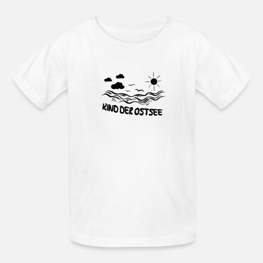 Baltic Sea Child of the Baltic Sea - Kids' T-Shirt