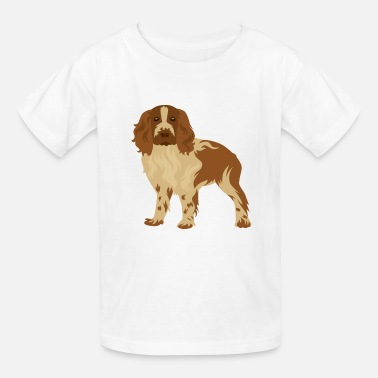 Springer Spaniel Mom Springer Spaniel - Kids' T-Shirt